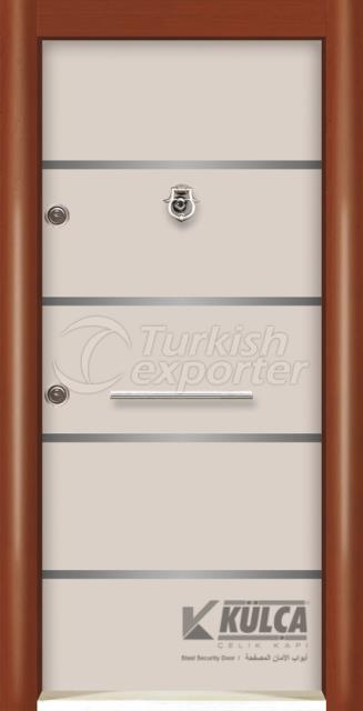 Y-1302 ( LAMİNATE STEEL DOOR )